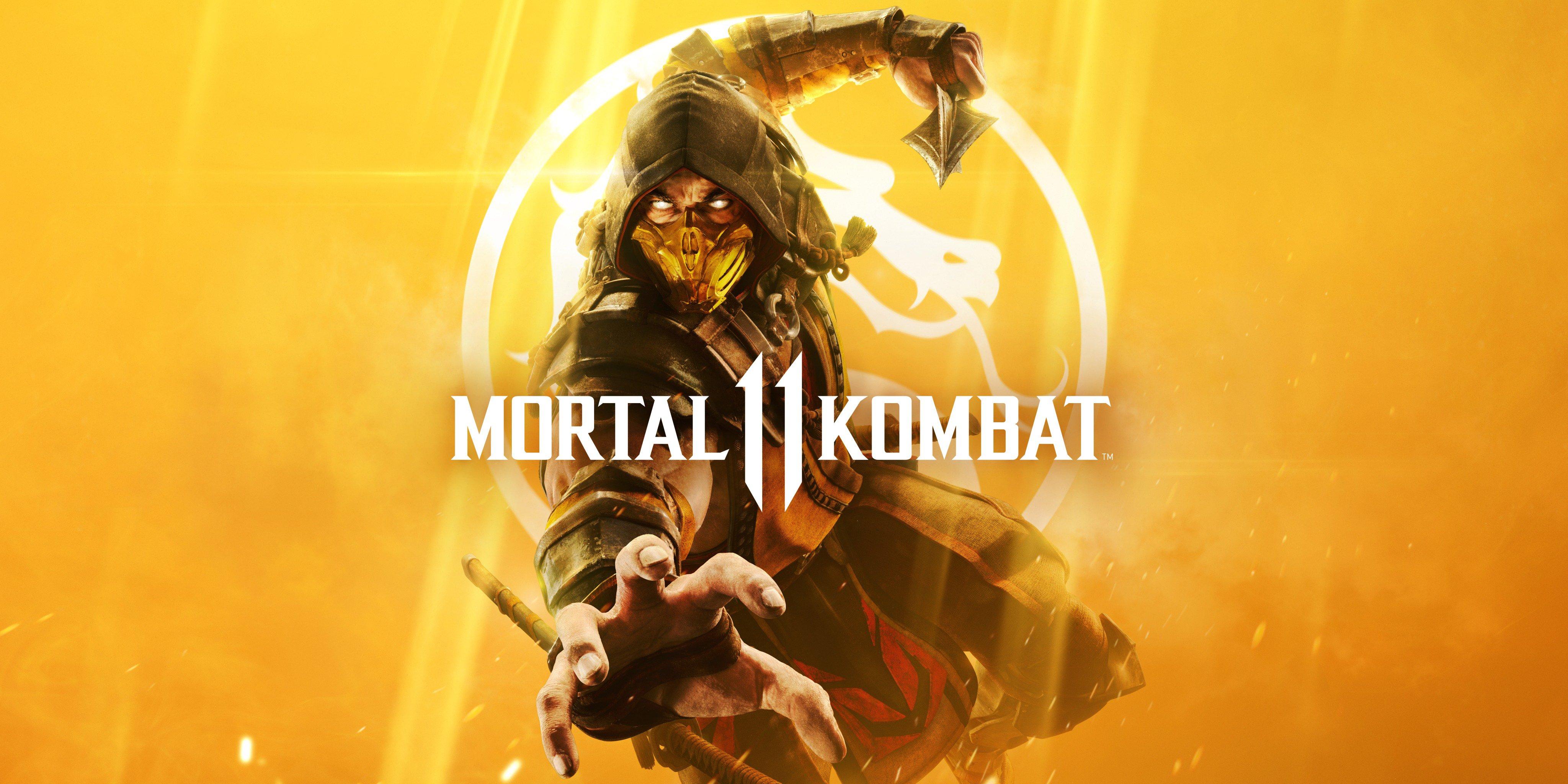 mortal kombat 11 wallpaper liu kang